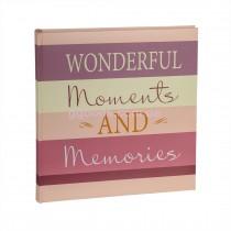 Фотоальбом Walther Moments Wonderful 100 страниц