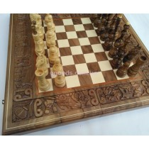 Шахматы нарды Бой за корону