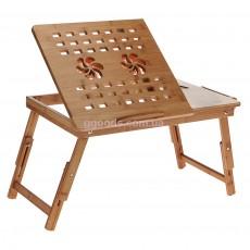 Столик бамбуковый для ноутбука Т28