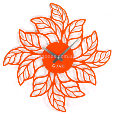 Дизайнерские настенные часы Leaves