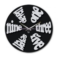 Дизайнерские настенные часы Idea