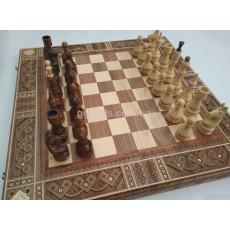 Шахматы-нарды Престиж