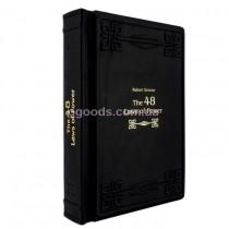 Книга подарочная на английском языке The 48 laws of power