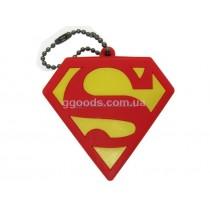 Флешка Супермен лого