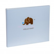 Фотоальбом Walther Hello Baby Слоник 50 страниц