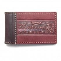 Кардхолдер кожаный Business cards