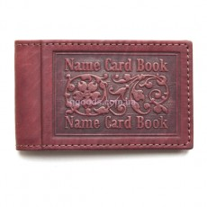 Визитница Name card book