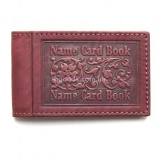Визитница Name card book