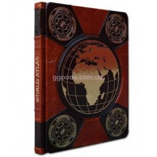Атлас мира на английском языке World atlas