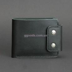 Кожаный кошелёк Zeus Графит 9.0