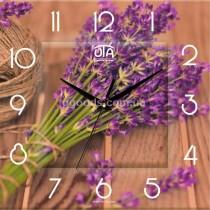 Настенные часы Лаванда 4