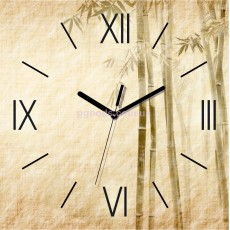 Настенные часы Бамбук 2