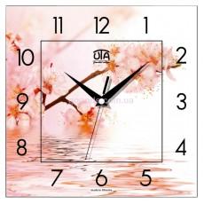 Настенные часы Сакура 2