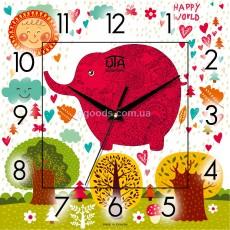 Детские часы Happy world