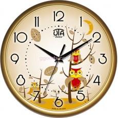 """Часы настенные """"Совушки"""""""