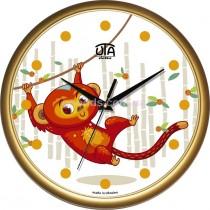 "Часы настенные ""Веселая обезьянка"""