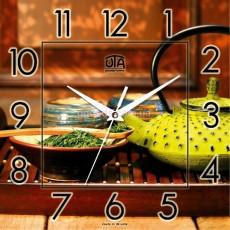 Настенные часы Чайная церемония