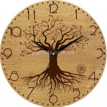Настенные часы Дерево