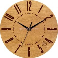 Настенные часы деревянные Рига