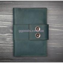 Кожаный мужской кошелек с монетницей разные цвета