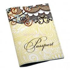 Обложка для паспорта Бута