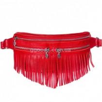Женская сумка на пояс Спирит Рубин