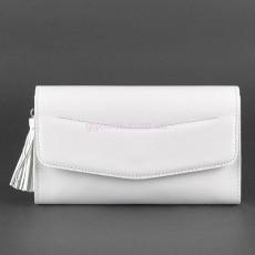 Сумка Элис белая (кросс-боди + поясная сумочка)