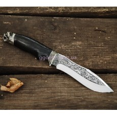 Нож ручной работы Тигр
