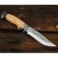 Нож ручной работы Архар
