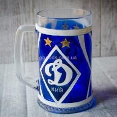 Пивная кружка Динамо Киев