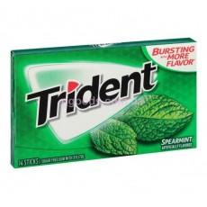 Trident Spearmint Мятная