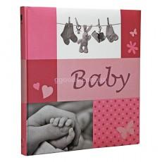 Фотоальбом для девочки Henzo Jessy pink 60 страниц