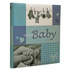 Фотоальбом для мальчика Henzo Jessy blue 60 страниц