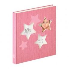 Фотоальбом Walther Estrella pink 50 страниц