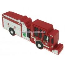 Флешка Пожарная машина