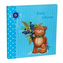 Фотоальбом для мальчика Teddy Blue 20 страниц