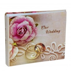 Свадебный фотоальбом Love