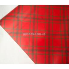 Бумага упаковочная для подарков Шотландия 10м