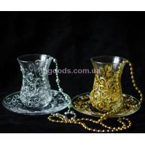 Армуды для чая Узоры 6 шт