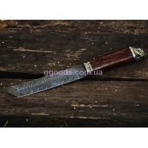 Нож дамасская сталь Сегун