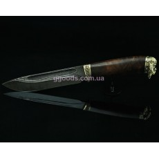 Нож ручной работы Викинг 2