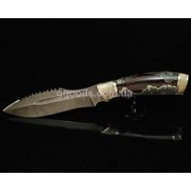 Авторский нож Варвар