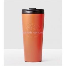 Термокружка Starbucks Embossed Coral