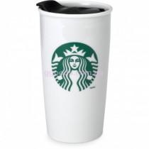 Керамическая чашка Starbucks Traveler Mug Siren 355 мл
