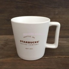 Чашка Starbucks 1971 Mug White