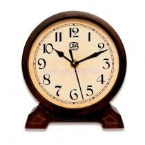 Часы деревянные Орех 3