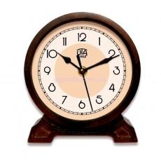 Деревянные настольные часы Орех 6