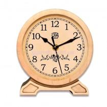 Настольные часы деревянные Береза 1