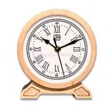 Настольные часы деревянные Береза 5