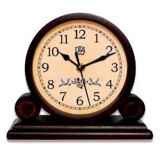 Деревянные часы Барокко 1